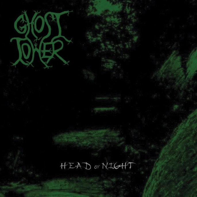 Ghost Tower - Head of Night CD