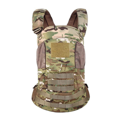 Quokkajoy Quopro Baby Carrier Multicam