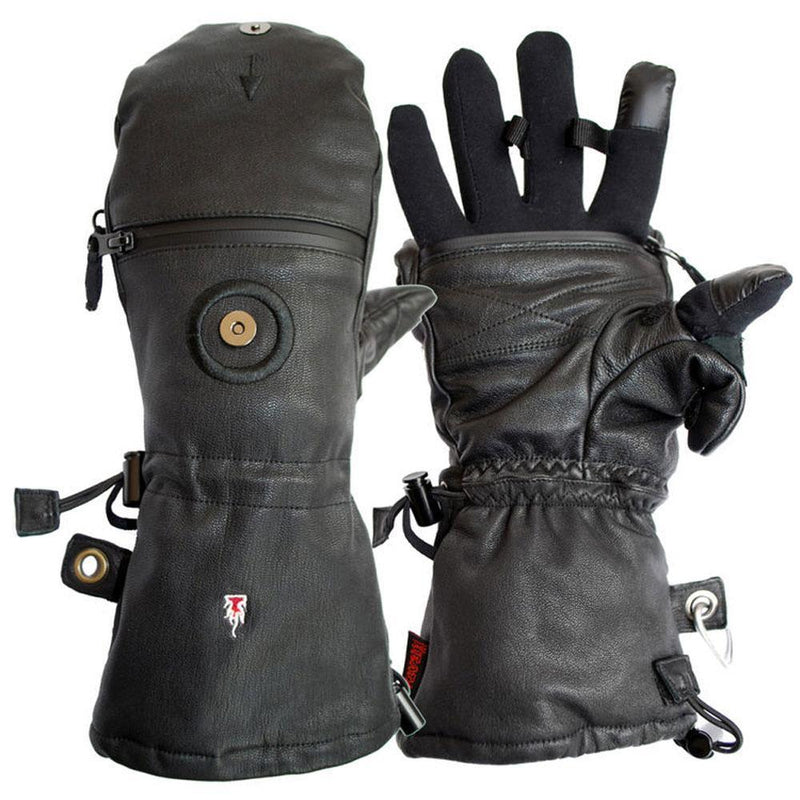 The Heat Company Heat 3 Smart - Full Leather - Medium (Handskar) från The Heat Company. | TacNGear - Utrustning för polis och militär och outdoor.