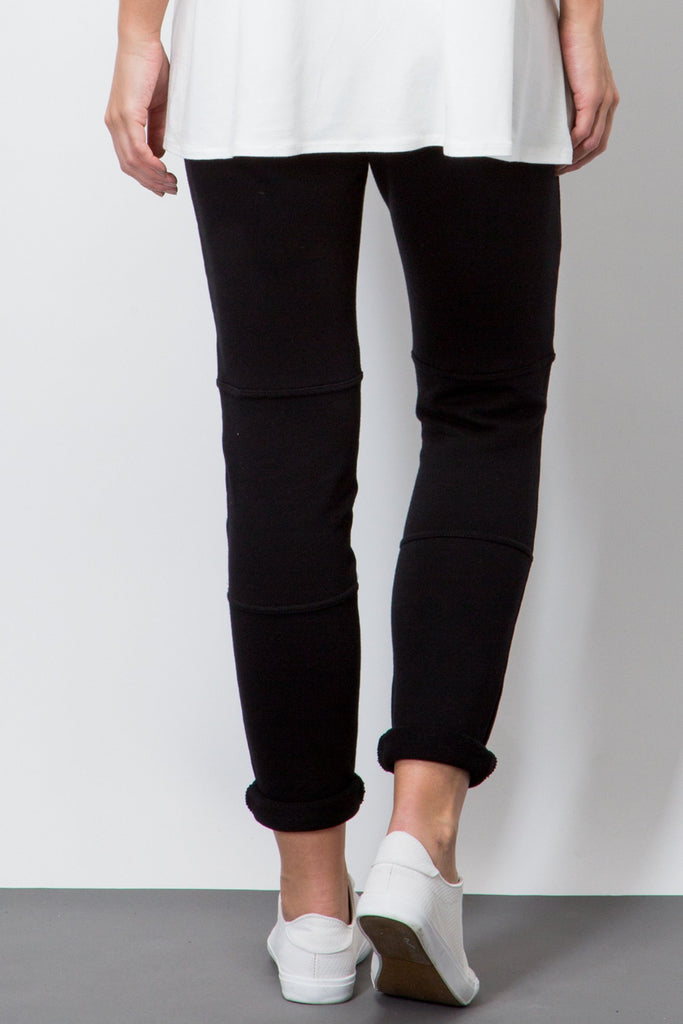 Casual Biker Style Joggers-Trousers-BeBlush