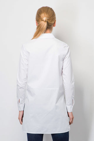 Longline Cotton Shirt