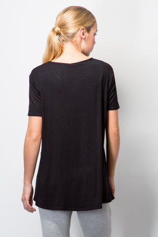 Loose Fit Short Sleeve T-shirt