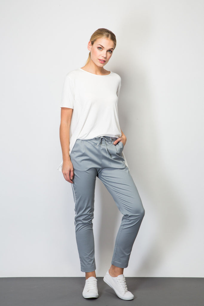 Pull On Trouser-Trousers-BeBlush