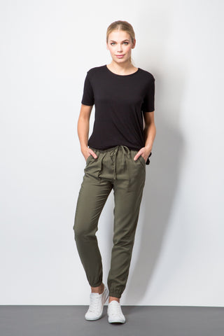 Utility Style Jogger-Trousers-BeBlush