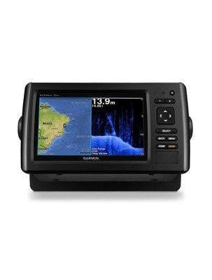 Garmin echoMAP CHIRP 72dv with Transducer