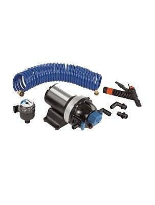 JABSCO WASHDOWN PUMP KIT 4 GPM (12V)