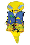LALIZAS CHICO LIFEJACKET BABY 100N