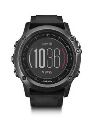Fenix 3 Sapphire HR Multisport GPS Watch with heart rate