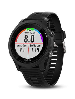 Premium GPS Running/Triathlon Watch with Wrist-based Heart Rate