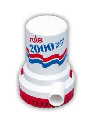RULE BILGE PUMP 2000