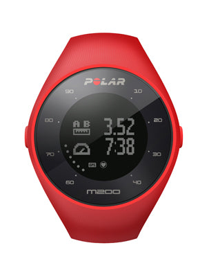 Polar M200 is a waterproof running watch with wrist-based heart rate