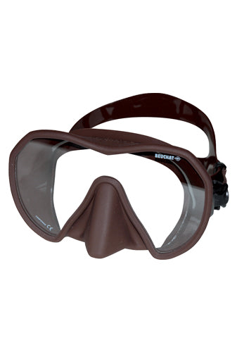 Beuchat Maxlux-S Mask Brown