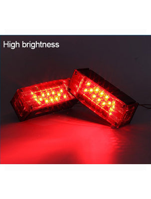 Partsam LED Trailer Lights
