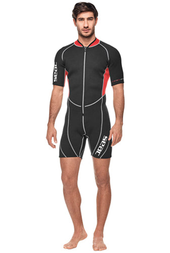 SEAC CIAO SHORTY 2.5MM MAN WETSUIT