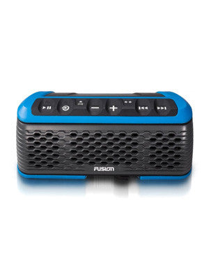 Fusion StereoActive Portable Watersport Stereo Blue Color