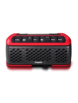 Fusion StereoActive Portable Watersport Stereo Red Color