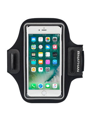 Nathan StrideSport Phone Carrier Black