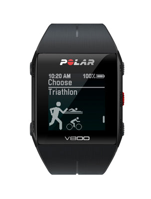 Polar V800 is an advanced multisports GPS watch for serious sports enthusiasts
