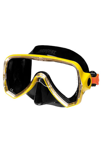 BEUCHAT OCEO JUNIOR YELLOW BLACK