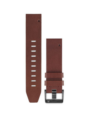 Fenix 5 QuickFit™ 22mm Watch Bands Leather