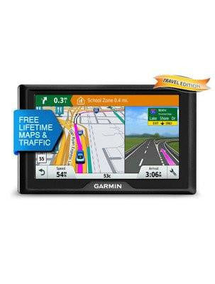 Garmin Garmin Drive 50 LMT Travel Edition GPS Navigator for Car