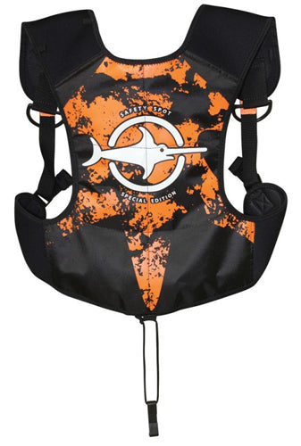 BEUCHAT HARNESS SAFETY SPOT EDITION BACK