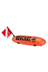 BEUCHAT LONG BUOY WITH ROPE