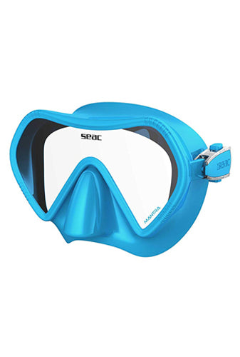 SEAC MASK MANTRA BLUE CLEAR