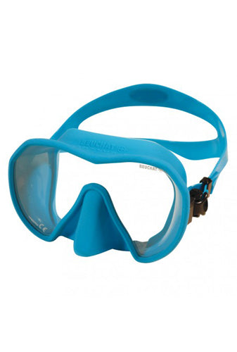 Beuchat Maxlux-S Mask Electric Blue