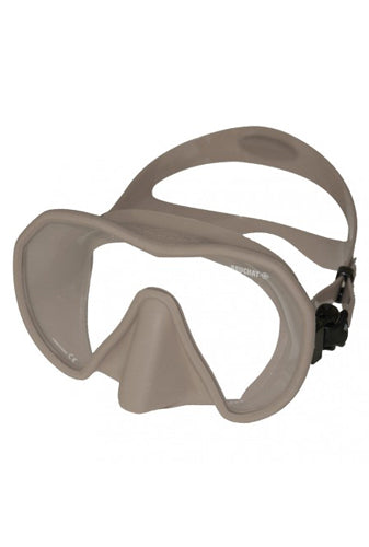 Beuchat Maxlux-S Mask Warm Grey
