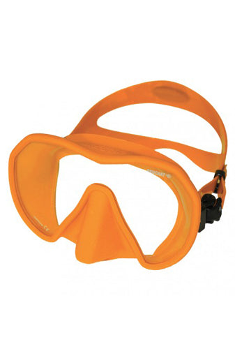 Beuchat Maxlux-S Mask Orange