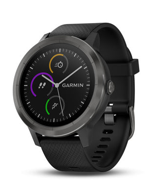 vivoactive 3 GPS Smartwatch with built-in Sports Apps and Wrist-based Heart Rate