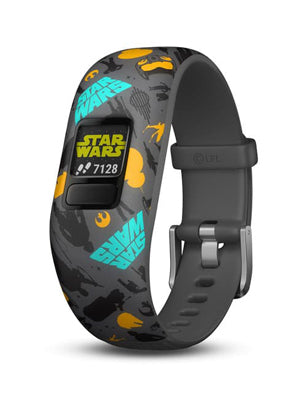 The Resistance Activity Tracker for Kids