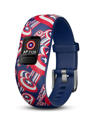 Captain America Activity Tracker for Kids