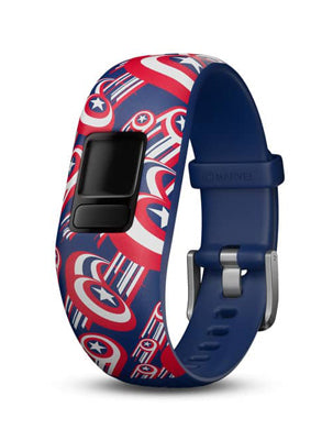 Captain America Adjustable Band Vivofit Jr. 2