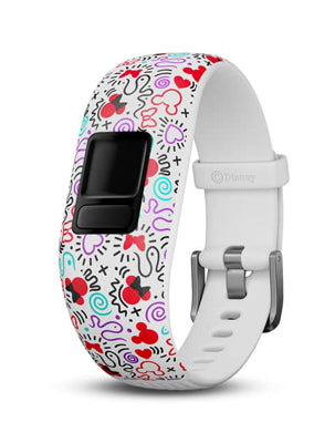 Vivofit Jr. 2 Band Minnie Mouse
