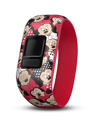 Disney Minnie Mouse Stretchy Band Vivofit Jr. 2