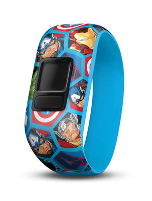 Marvel Avengers Stretchy Band Vivofit Jr. 2
