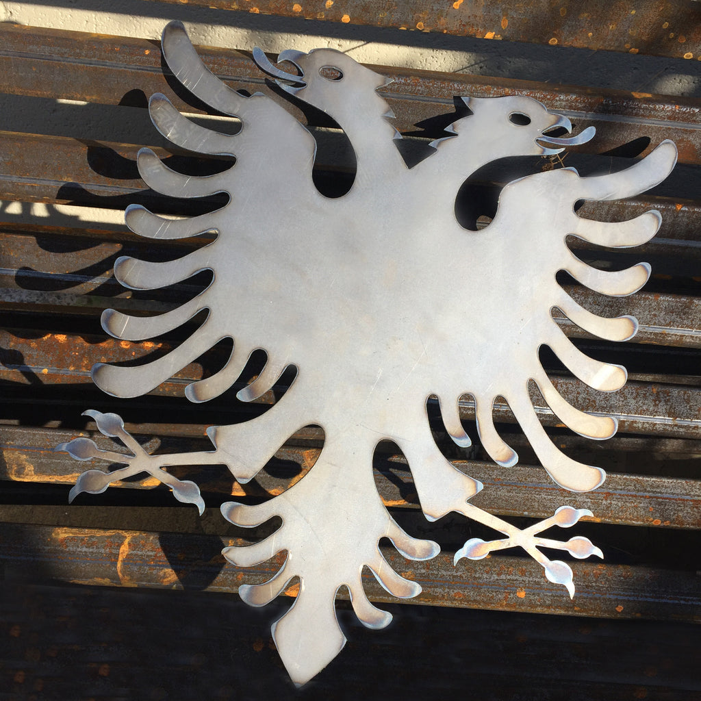 Raw Metal Albanian Eagle