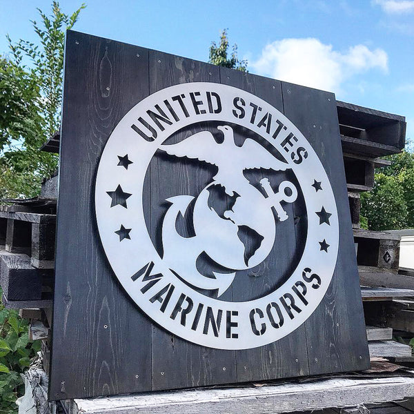Marine Corps Wall Art