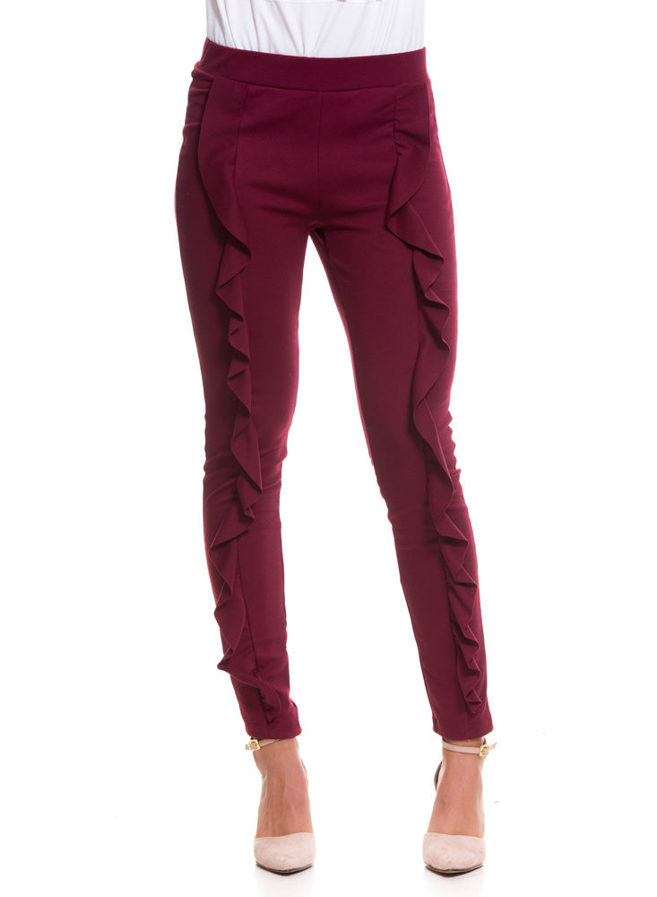 Leggings Vinotinto