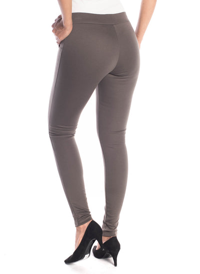Leggings Gris
