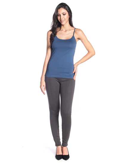 Leggings Gris Oscuro