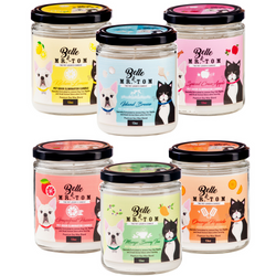 6 Pack | Pet Odor Eliminator Candles (13oz)