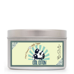 Cool Cotton | Medium Signature Tin (8oz)