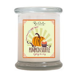 Pumpkin Souffle | Medium Signature Glass (12oz)