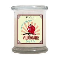 Spiced CranApple | Medium Signature Glass (12oz)