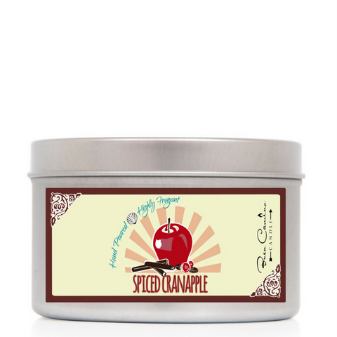 Spiced CranApple | Medium Signature Tin (8oz)