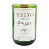 Merlot | Wine Bottle Candle (14oz)