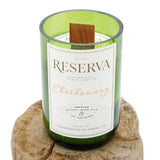 Chardonnay  | Wine Bottle Candle (14oz)
